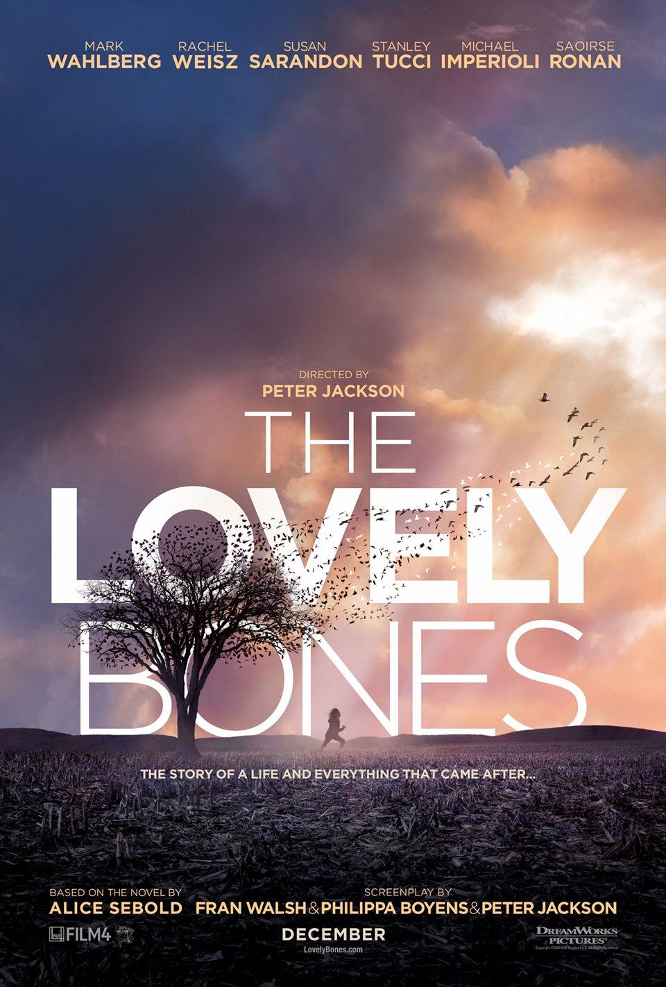 Desde Mi Cielo (The Lovely Bones) - Afiche Oficial