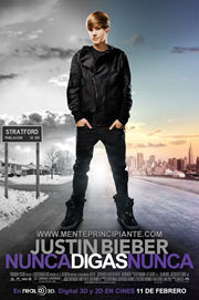Documental sobre Justin Bieber - Nunca Digas Nunca (Never Say Never)