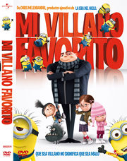Mi Villano Favorito (Despicable Me) - DVD/Blu-Ray