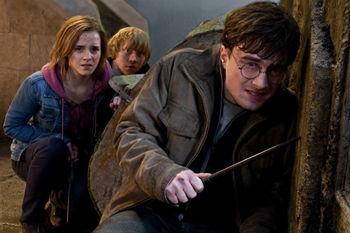 Harry Potter y las reliquias de la muerte parte (2011)