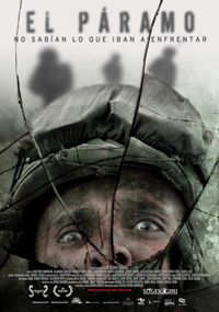 El Páramo, película colombiana - reseña