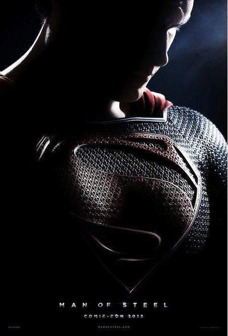 Superman Man Of Steel, convertida para formatos de Imax y 3D