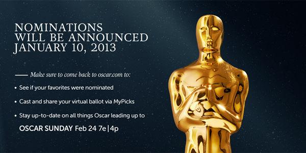 oscars 2013 lista de nominados completa oscars 2013 lista de nominados completa