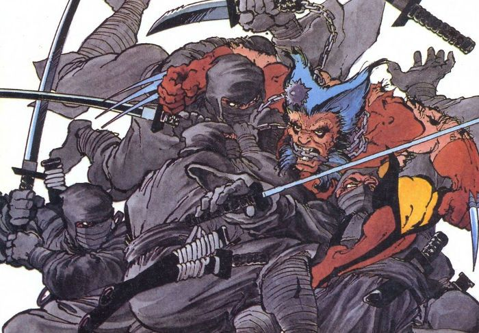 wolverine-comic-Chris-Claremont-Frank-Miller
