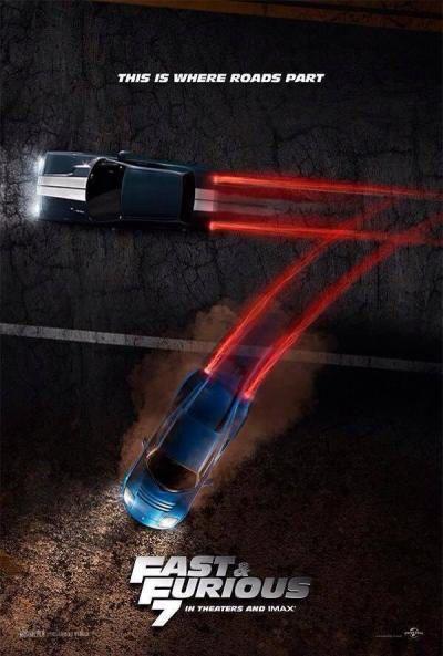 Rápidos y Furiosos 7 (Fast & Furious 7)