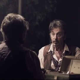 Tres estrenos de Al Pacino en este 2015
