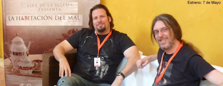 Entrevistamos a los directores de La Habitación del Mal (Musarañas)