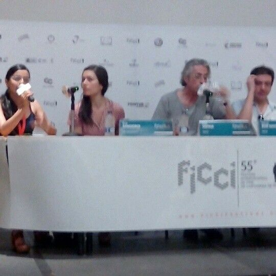 FICCI 2015 (Día 4) - CALIWOOD, Carlos Mayolo, Nuevo