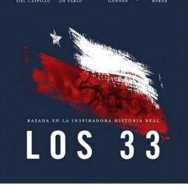 Los 33 tiene el primer trailer. La película sobre los mineros chilenos atrapados durante dos meses