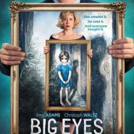 Reseña Crítica de Big Eyes, de un escondido Tim Burton