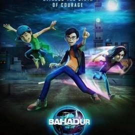 3 Bahadur, primera película animada de Pakistán será estrenada en grande