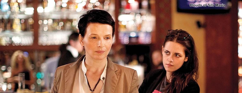 Olivier Assayas también revisó los egos y miedos de los actores en Clouds of Sils María. Estreno en Junio.
