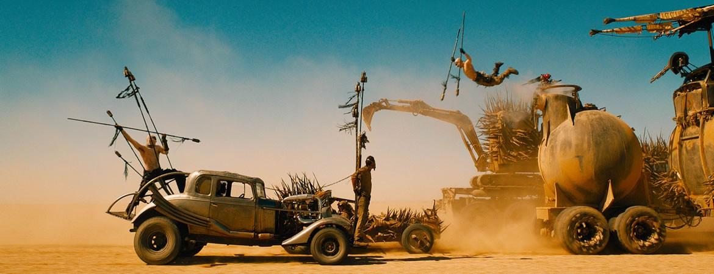 Entrevista: George Miller habla de su exitosa franquicia Mad Max.