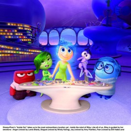 Intensa-Mente (Inside Out), se estrenó y triunfó en Cannes