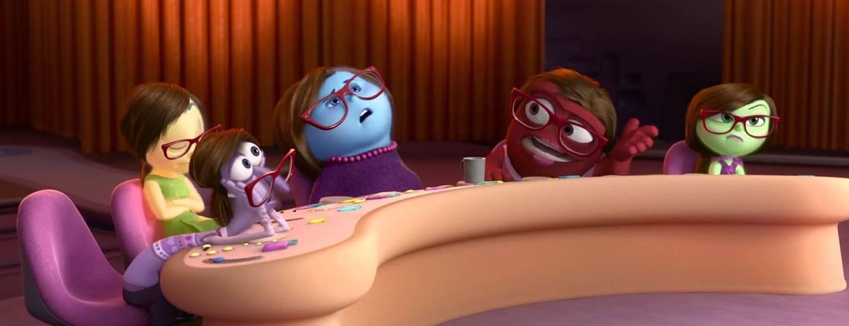 Pixar regresa con Intensa-Mente. ¿Su mejor película?