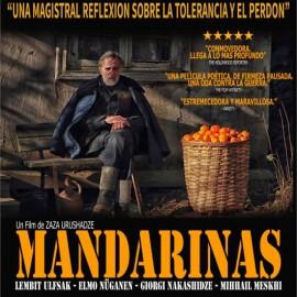 Reseña Crítica de Mandarinas (Tangerines), ambientada en el inconcluso conflicto entre Abjasia y Georgia