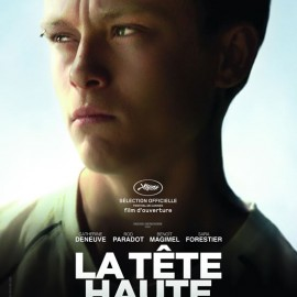 Standing Tall (La Teté Haute). Emmanuelle Bercot abrió Cannes con solidez