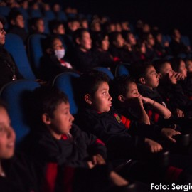 Colegios al Cine, iniciativa de formación de públicos desde las aulas. Así avanza el piloto