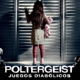 Reseña de Poltergeist 2015. Cine paranormal para niños
