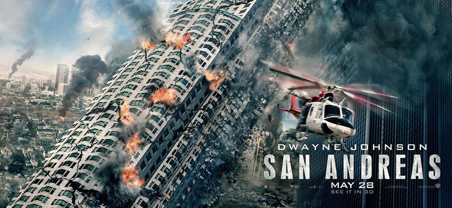Reseu00f1as de Terremoto: La Falla de San Andru00e9s (San Andreas)