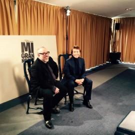 Mi Gran Noche, la nueva comedia que estrena Álex de la Iglesia con el cantante Raphael