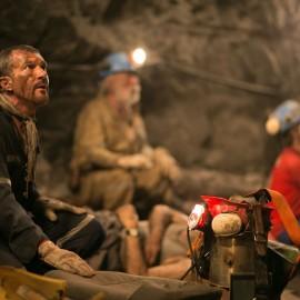 Reseña Los 33, la película de los mineros chilenos