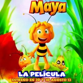 Reseña de La abeja Maya: de la literatura y la television al cine