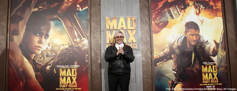 La mejor película del año según los críticos. Mad Max: Furia en el camino