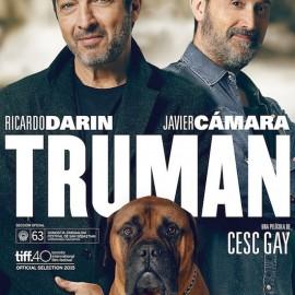 Truman reúne a Ricardo Darín y Javier Cámara, en una historia emotiva y jocosa