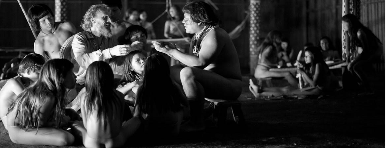 Reseña El Abrazo de la Serpiente - Oscars 2016