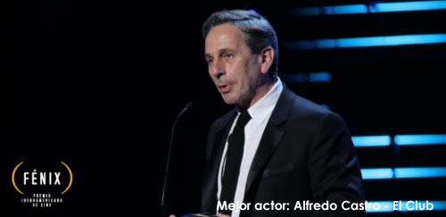 Ganadores del Premio Fénix al Cine Iberoamericano 2015