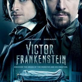 Reseña Victor Frankenstein (2015)