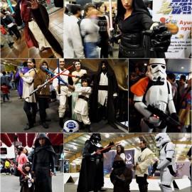 Star Wars, Los Juegos del Hambre y Bogoshorts pasaron por el SOFA 2015 – Recuento