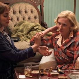 Carol no fue nominada a Mejor Película y Director en los Oscars 2016. Las redes sociales reaccionan