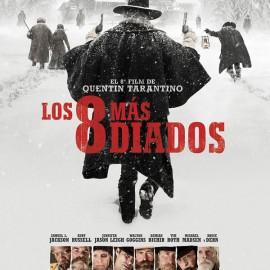 Reseña de Los ocho más odiados de Quentin Tarantino. Tres nominaciones en los Oscars 2016