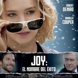 Reseña Crítica de Joy: El nombre del éxito, la mujer que cambió su vida con un trapeador.
