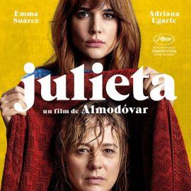 Hoy fue el día de Julieta de Pedro Almodóvar – Cannes 2016