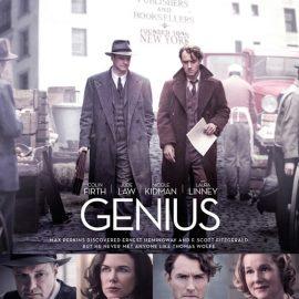 Genius, la película sobre el editor de Ernest Hemingway y Scott Fitzgerald