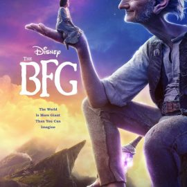 Reseña El buen amigo gigante (The BFG) de Steven Spielberg