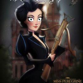 Miss Peregrine y los niños peculiares a pocos días de su estreno