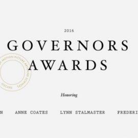 Oscars 2017. Los artistas que serán honrados en los Governors Awards