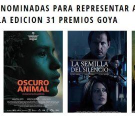 El 12 de septiembre se sabrá las películas colombianas para los Premios Goya  y Oscars 2017