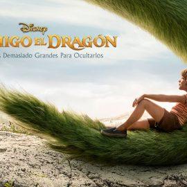 Reseña breve Mi amigo el dragón (2016), remake del musical animado de 1977