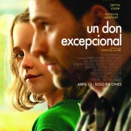 Un don excepcional (Gifted), una película sobre los niños prodigio con Chris Evans