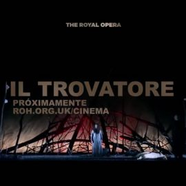El Trovador (Il Trovatore) de Giuseppe Verdi en la temporada de ópera de Cinemark