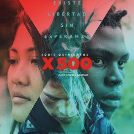 Reseña de X500 de Juan Andrés Arango