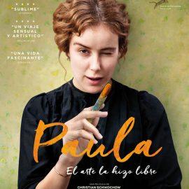 Reseña de Paula, una pintora de avanzada en una época que no aceptaba a las mujeres en el oficio