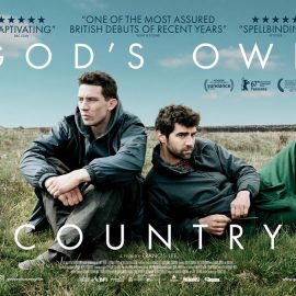 God's Own Country, premiada ópera prima de Francis Lee se estrenará en IndieBo 17