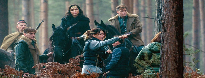Patty Jenkins: La heroína que salvó el universo de D.C. Comics en el cine