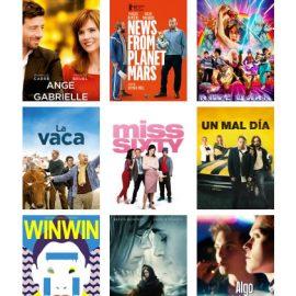 Comedias Europeas a la carta en VOD (Cine Online)